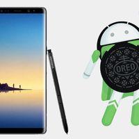 Los Samsung Galaxy Note 8 españoles reciben Android 8.0 Oreo: novedades y cómo actualizar