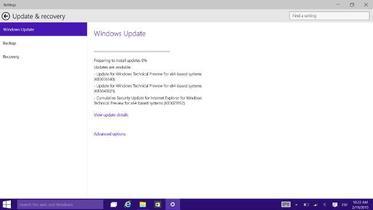 Microsoft publica tres nuevos parches para Windows 10, preparando la llegada de una nueva build