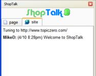 ShopTalk, la opinión de la gente sobre la web que visitas