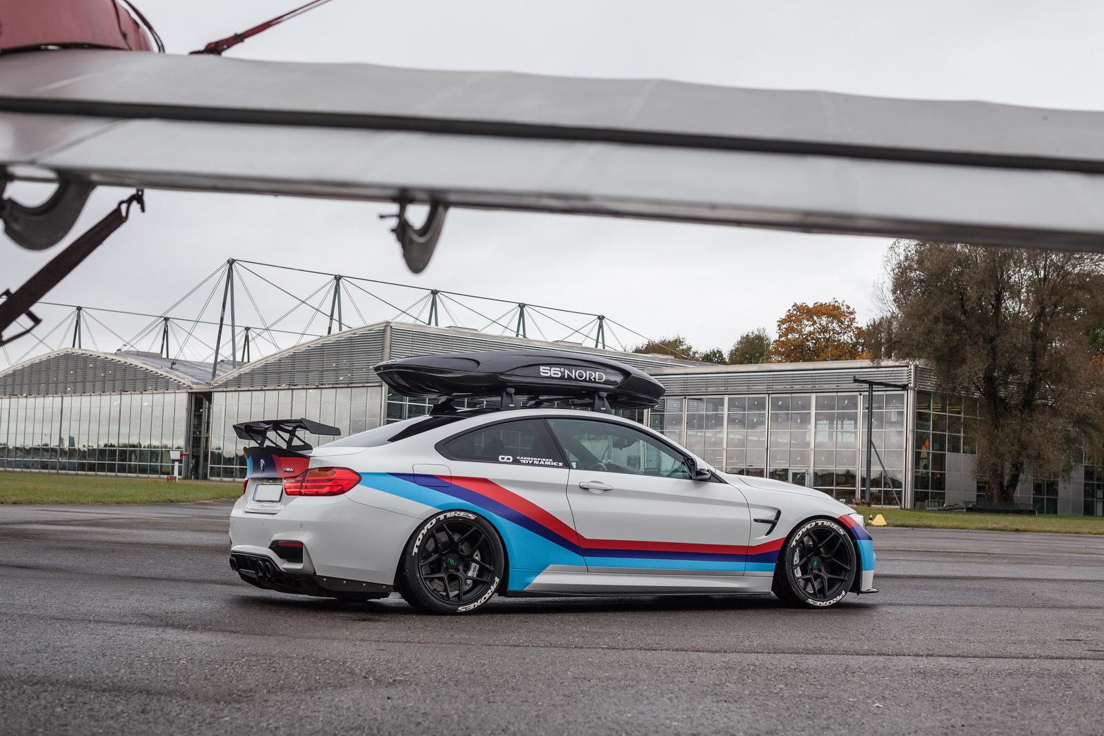 Foto de BMW M4R (16/29)