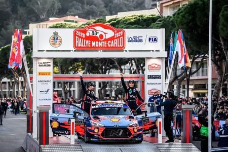 Hyundai y Toyota inauguran su duelo por el WRC 2020 con la victoria de Thierry Neuville en el rally de Montecarlo