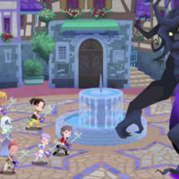 Kingdom Hearts Unchained X ya se encuentra disponible para dispositivos móviles