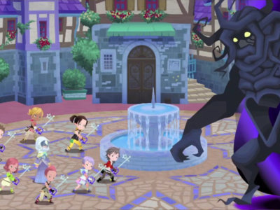 Kingdom Hearts Unchained X ya se encuentra disponible para dispositivos móviles