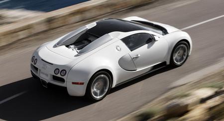Bugatti Veyron, ¿el coche de alquiler más caro del mundo?