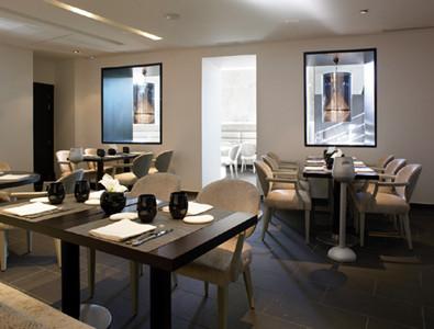 Restaurante Senzone, un restaurante de lujo en el Hotel Hospes de Madrid