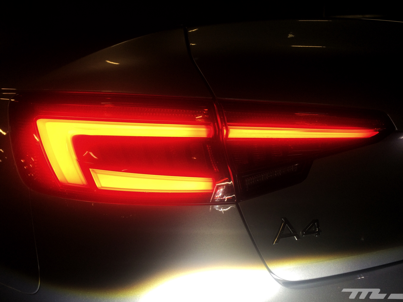 Audi A4 2017 11 12