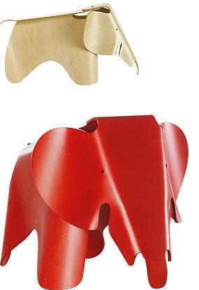 100 Aniversario de Charles Eames, edición especial Plywood Elephant