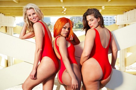 Swimsuits All Baywatch Campaign