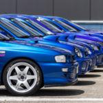 ¿Has visto muchos Subaru por Zaragoza? Te contamos el motivo