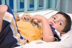 Arroz transgénico para la rehidratación de los niños con diarrea