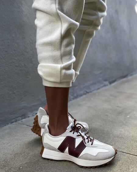 New Balance invade el street style con su 'nuevo' modelo: así son las 327