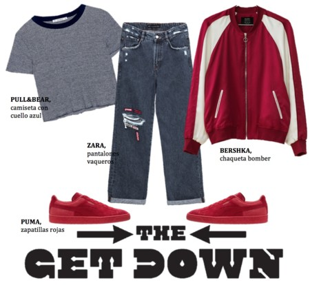 The Get Down Costume