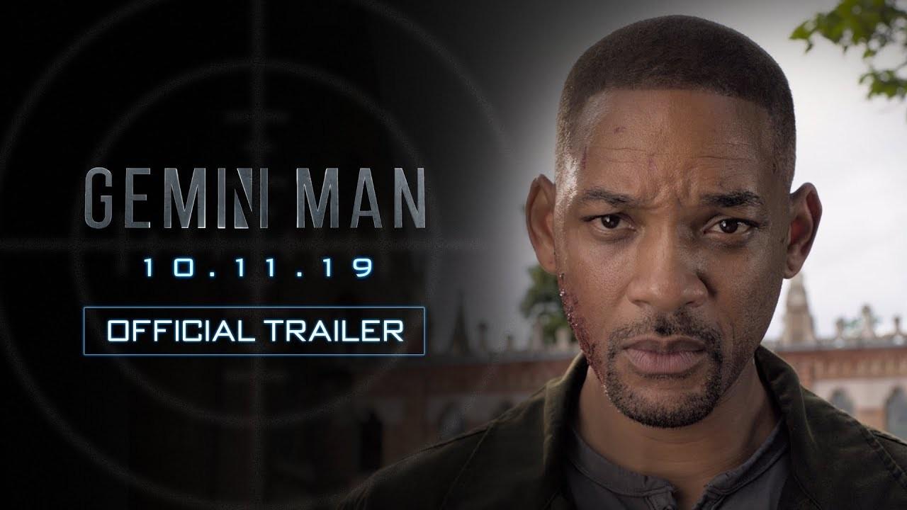 Impactante tráiler de 'Gemini Man': Will Smith tratará de asesinarse a sí mismo en el thriller de Ang Lee