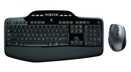 Logitech MK710, teclado y ratón con autonomía para 3 años