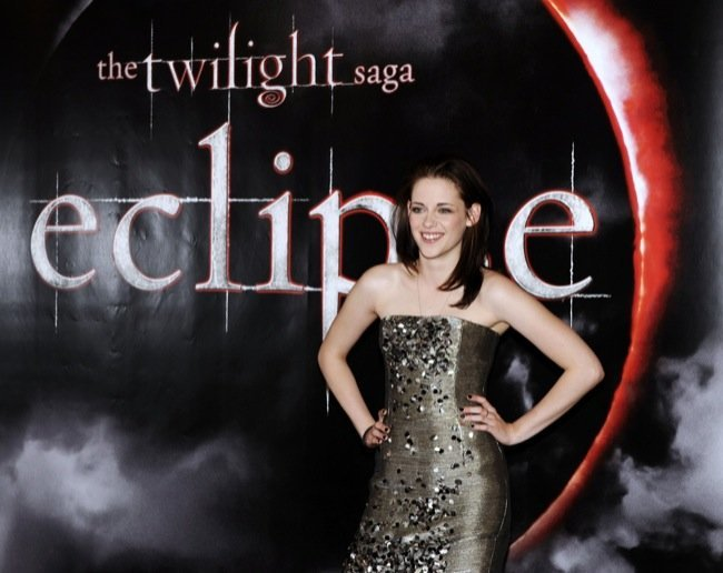 Más looks de Kristen Stewart presentando lo nuevo de 'Crepúsculo', 'Eclipse': en busca del estilo IV