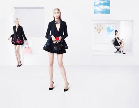 Vanderperre for Dior