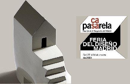 Casa Pasarela, la vanguardia de la decoración en Madrid