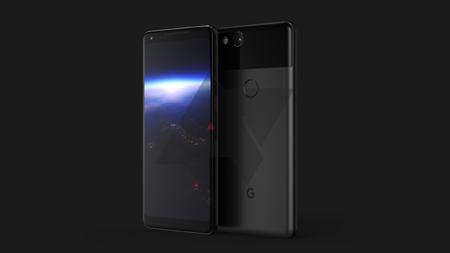 """Así sería el Google Pixel XL 2017: pantalla """"sin marcos"""" que podrás apretar para realizar acciones"""