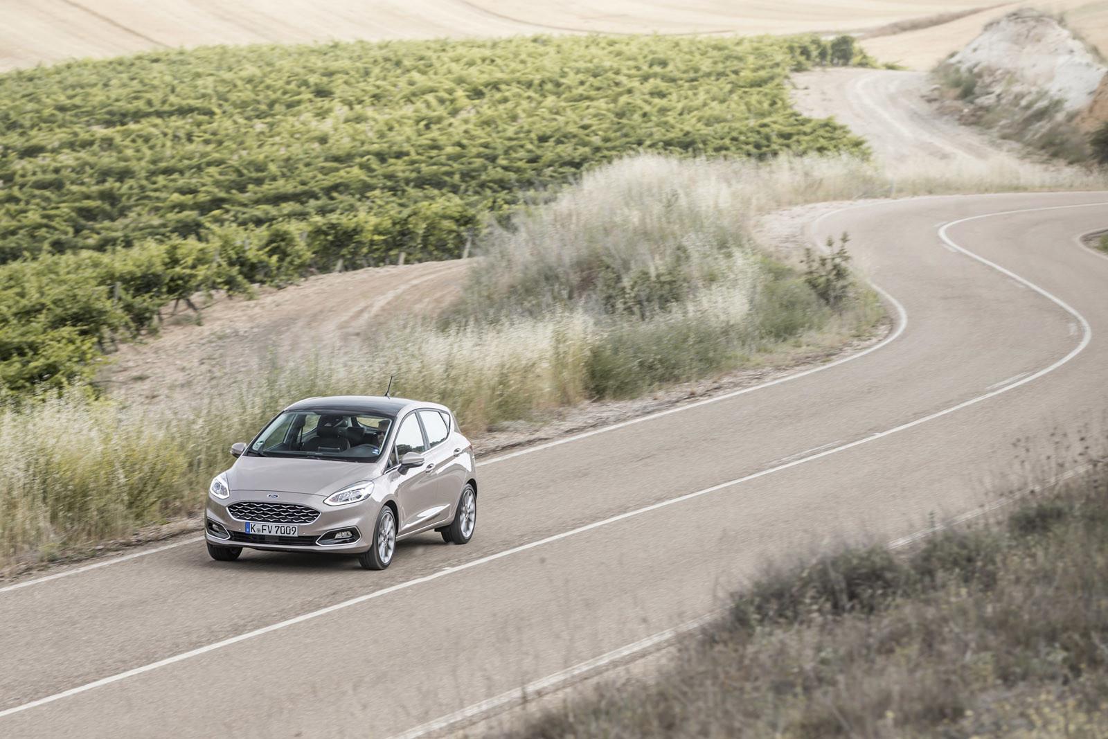 Foto de Ford Fiesta 2017, toma de contacto (150/192)