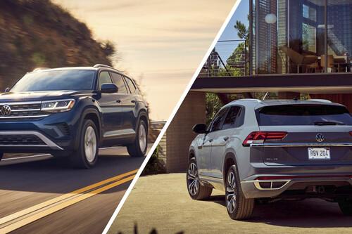 Volkswagen Teramont y Teramont Cross Sport: Precios, versiones y equipamiento en México