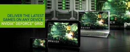 NVIDIA anuncia GeForce Grid, su propia tecnología para mejorar los servicios de videojuegos en la nube