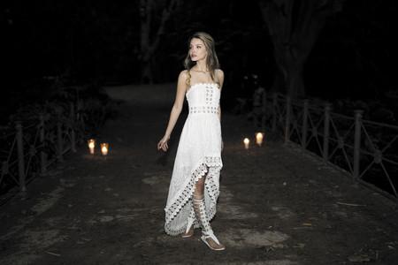 Vestidos blancos: el uniforme del verano