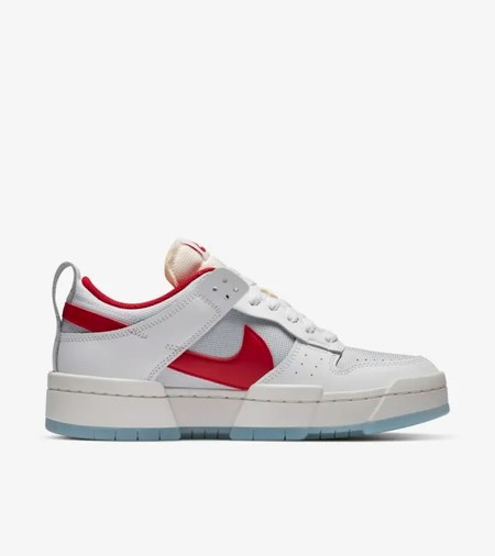 Dunk Low Disrupt Gym Red Release