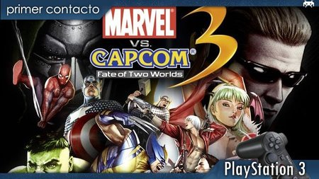 'Marvel vs. Capcom 3'. Primer contacto