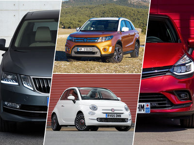 Estos son los autos más vendidos en cada uno de los países en Europa
