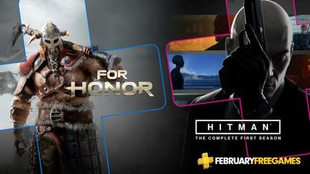 For Honor y Hitman: The Complete First Season entre los juegos de PlayStation Plus de febrero