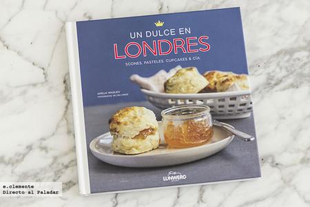 Un dulce en Londres. Libro de recetas