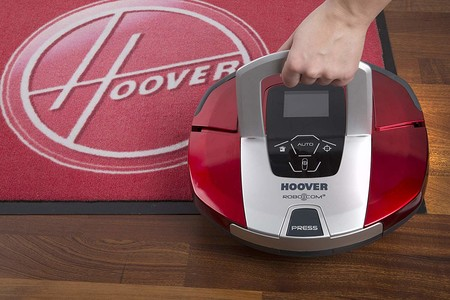 El robot de limpieza ultracompacto Hoover RBC040 está rebajado a 134,74 euros y con envío gratis en Amazon