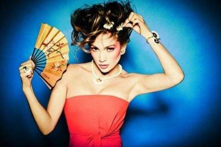 Jennifer Lopez para Tous