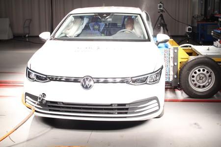 Volkswagen Golf 8 Obtiene 5 Estrellas En Euro Ncap 2