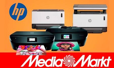 Estas 7 impresoras HP te pueden venir bien este curso y te salen más baratas ahora en MediaMarkt