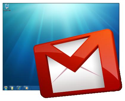 Gmail en el escritorio