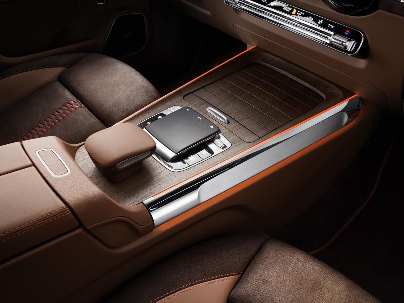 Foto de Mercedes-Benz Concept GLB (16/24)