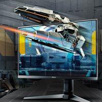 ASUS estrena monitor gaming: el TUF VG279QL1A llega con panel IPS de 27 pulgadas, 165 Hz y DisplayHDR 400