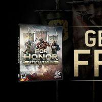 For Honor gratis para PC: Ubisoft regala copias del juego por tiempo limitado [GC 2018]