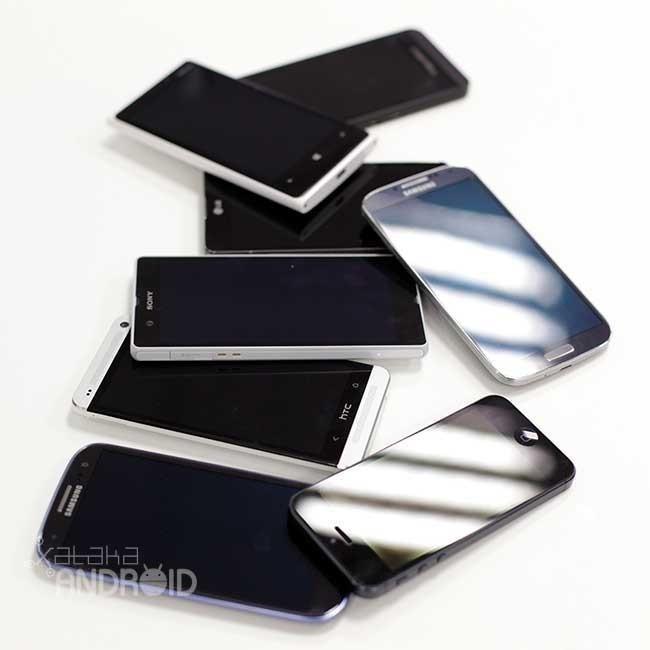 Samsung Galaxy S4 - Pruebas