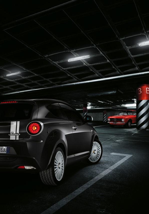 Foto de Alfa Romeo MiTo Junior (3/9)