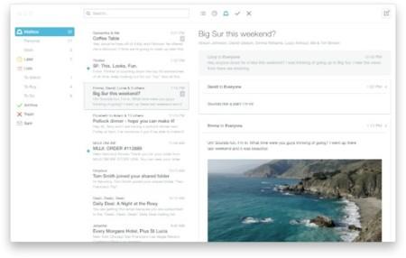 Mailbox para OS X, tras el éxito de iOS llega al Mac