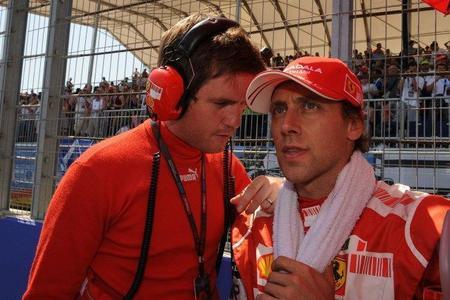 Ferrari envía a Luca Badoer a la cola del paro