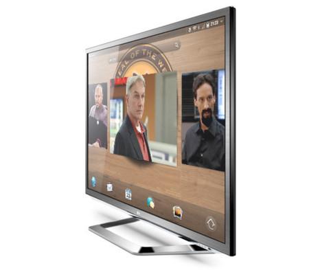Los televisores LG con sistema operativo webOS harán su debut en el CES 2014