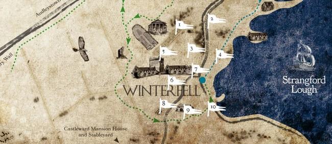 Las mejores localizaciones de Juego de Tronos en Irlanda