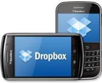 Dropbox aterriza en BlackBerry y añade mejoras en Android e iOS