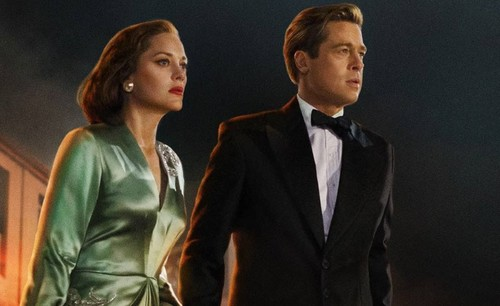 'Aliados', Brad Pitt y Marion Cotillard merecían algo mejor