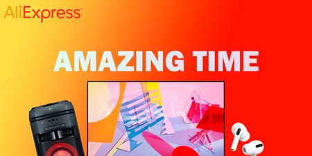 Mejores ofertas del Amazing Time de AliExpress en tecnología y gadgets