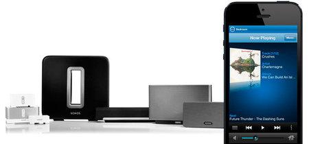 Sonos actualiza la aplicación para controlar sus equipos a la versión 7.0 y viene cargada de novedades