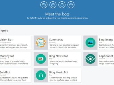 Cómo añadir bots a una conversación en Skype para Android